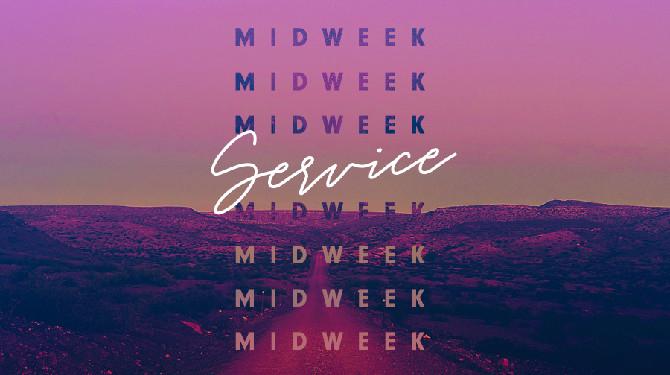 Mid-Week Worship Service