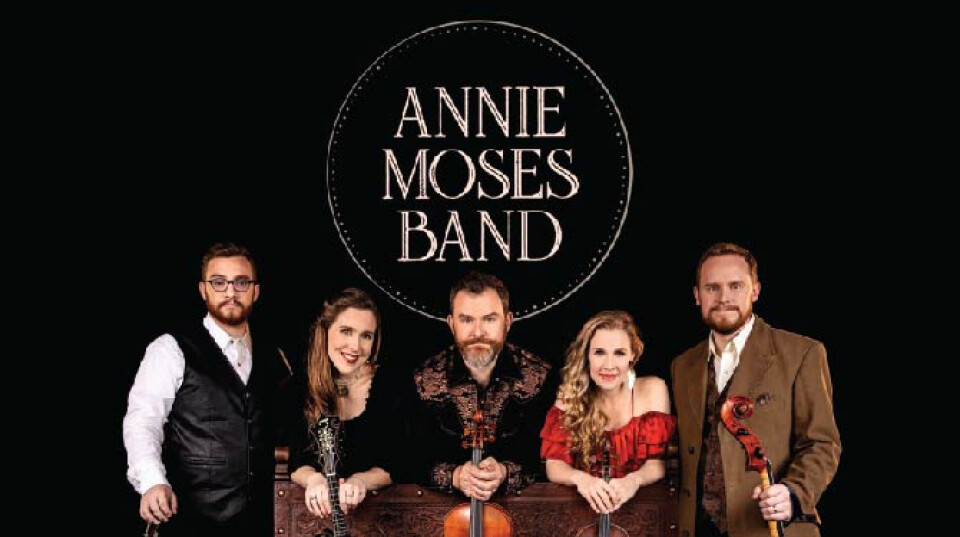 Concert-Annie Moses Band